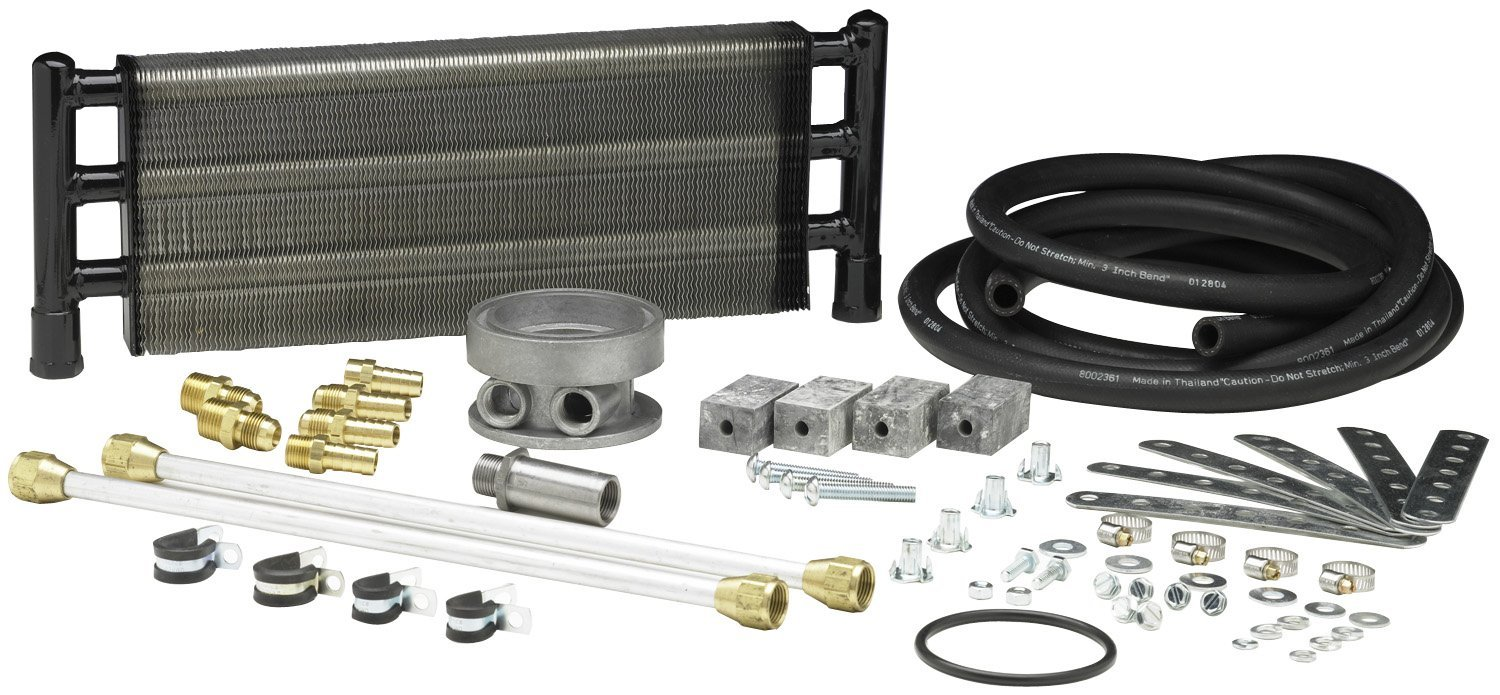 Oil Coolers available from FanClutch.com